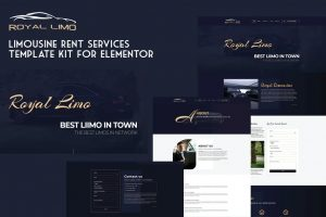 Luxury Car Dealer Website Templates Free Download
