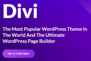 Divi WordPress theme with API Keys Low Price