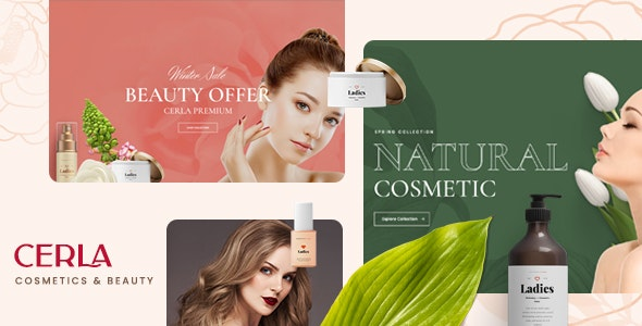 Best Cosmetic WordPress Themes for Woo commerce